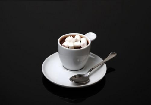Горячий шоколад с мершмеллоу