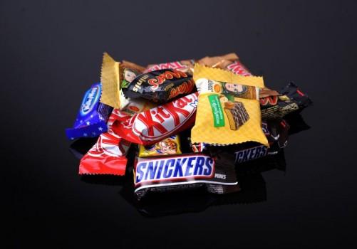 Шоколадные батончики mini